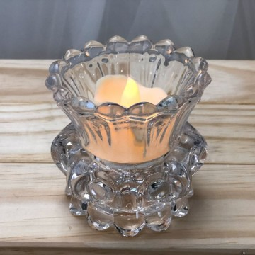 Mini Glass Cup candle