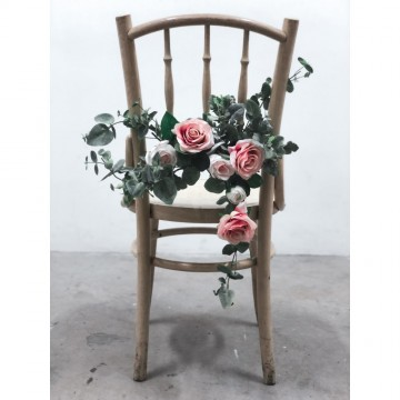 Rustic Couple Chair